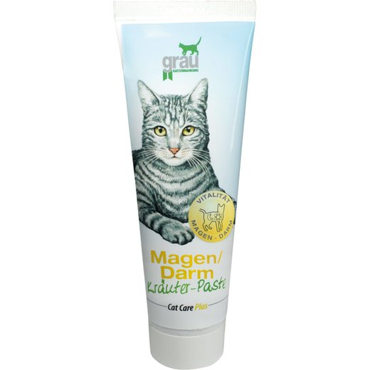Grau Cat Care Plus Magen/Darm Kräuter-Paste