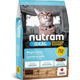 Nutram I12 Ideal Solution Weight Control Cat