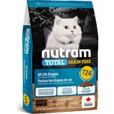 Nutram Total Grain-Free Cat T24 Lachs & Forelle
