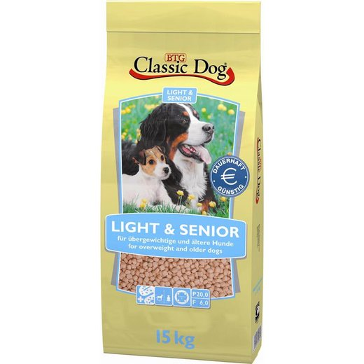 Classic Dog Light & Senior