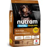 Nutram Total Grain Free T27 Small Breed Turkey, Chicken &...