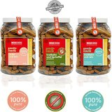 Mera Dog pure goody snacks Truthahn & Reis 600 g