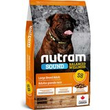 Nutram S8 Large Breed Adult Dog - 2 x 11,4kg