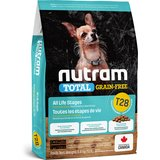 Nutram Total Grain Free T28 Small Breed Lachs & Forelle -...