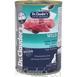 Dr. Clauders Dog Selected Meat Prebiotics Wild 400 g