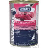 Dr. Clauders Dog Selected Meat Hair & Skin Hirsch &...