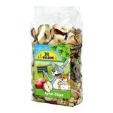 JR Farm Apfel-Chips, 80 g