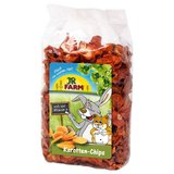 JR Farm Karotten-Chips, 125 g