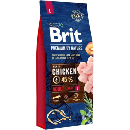 Brit Premium by Nature - Adult L
