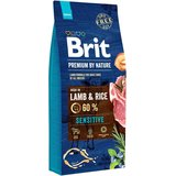 Brit Premium by Nature - Sensitive Lamm & Reis