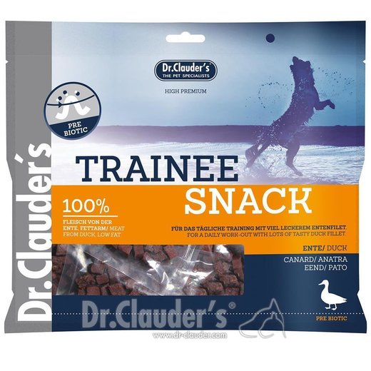 Dr.Clauders Trainee-Snack Ente