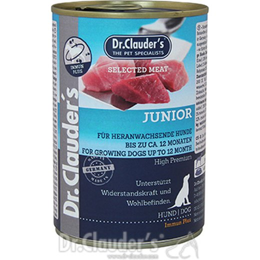 Dr. Clauders Selected Meat Immun Plus Junior